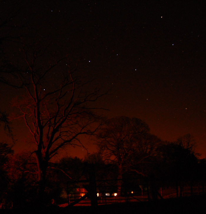 Galloway Dark Sky